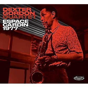 Dexter Gordon - Espace Cardin 1977 [CD] USA import