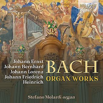 Organ Works [CD] USA import