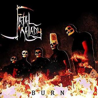 Burn [CD] USA import