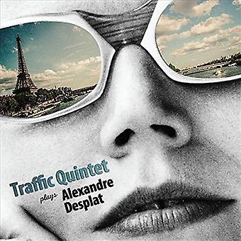 Traffic Quintet - Plays Alexandre Desplat [CD] USA import