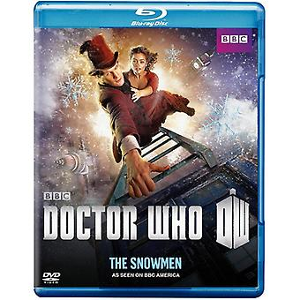 Doctor Who - Snowmen [BLU-RAY] USA import