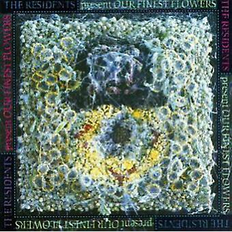 Residents - Residents-Our Finest Flowers [CD] USA import