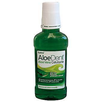 Optima Aloedent Aloe Vera Mouthwash 250 ml