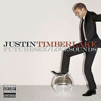 Justin Timberlake - Futuresexlovesounds [CD] USA import