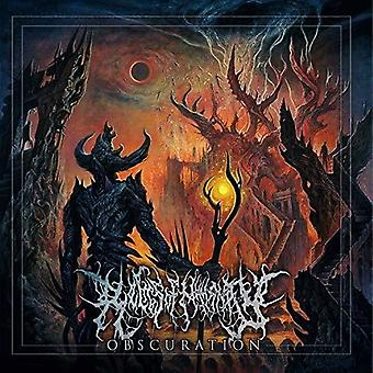 Obscuration [CD] USA import