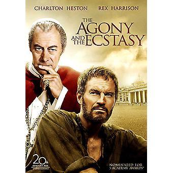 Agony & de Ecstasy [DVD] USA importeren