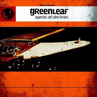 Greenleaf - Agents of Ahriman [CD] USA import
