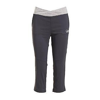 North Ridge Women's Vitality Cropped Trousers Black