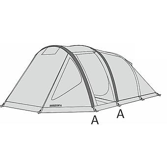Hi-Gear Front/Middle Air Tube For Horizon 4 Tent Natural