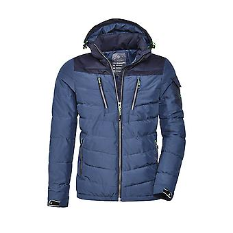 killtec Men's Winter Jacket Skane MN Quilted JCKT