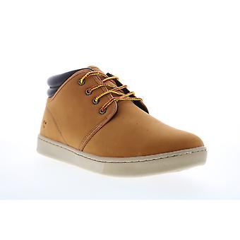 Lugz Coal Mid LX  Mens Brown Lace Up Lifestyle Sneakers Shoes