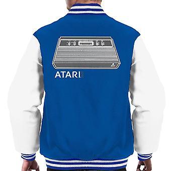 Atari 2600 Video Computer System Men's Varsity Jacket