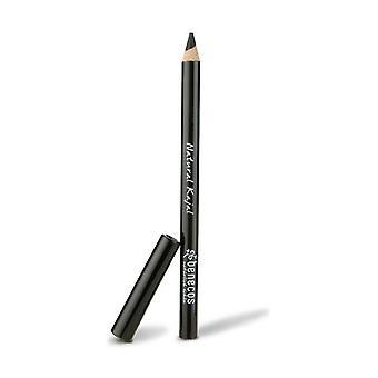Natural Kajal Black Eye Pencil 1 unit (Black)