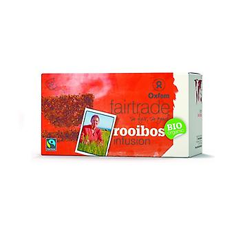 Rooibos (red tea without theine) 20 infusion bags