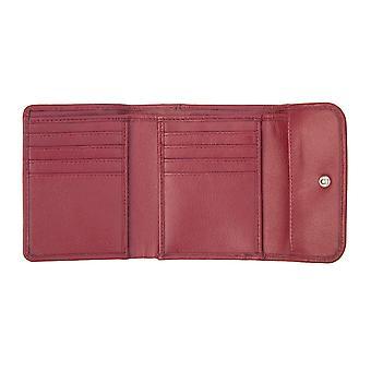 Primehide liten läder väska RFID blockering kvinnors plånbok damer 6000
