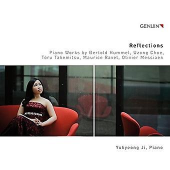 Ravel / Ji - Reflections [CD] USA import