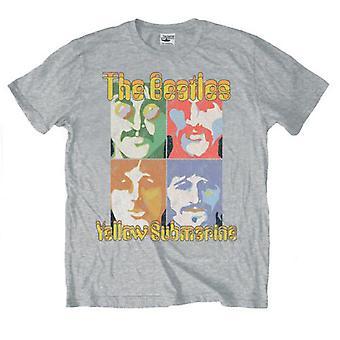 Grey Beatles Gul Submarine Sea of Science officielle T-shirt Unisex