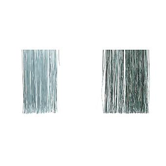 Deco Shiny Vinyl Tinsel