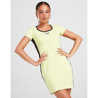 New Puma Women's Classic Short Sleeve Dress Green