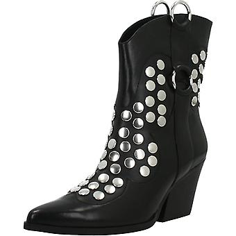 Apepazza Booties Studs Tory Color Black