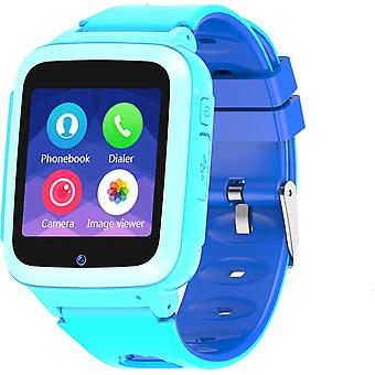 Multifunctional smartwatch for kids Blue