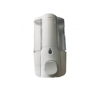 Dispenser Erogatore Per Sapone O Gel 480 Ml A Pulsante Pressione Abs