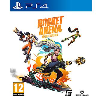 Rocket Arena Mythic Edition PS4 Game