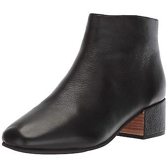 Gentle Souls Women's Ella Low Heel Bootie Ankle Boot