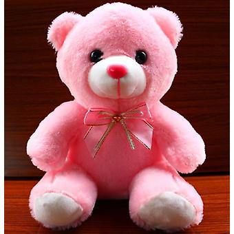 Kids Plush Stuffed- Lovely Bears Colorful Glowing Bear For Baby