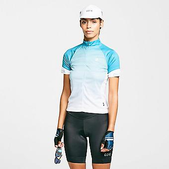New Dare 2B Women's AEP Elaborate Cycling Jersey Blue