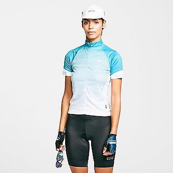 Νέα Τολμούν 2B Γυναίκες's AEP Περίτεχνα Ποδηλασία Jersey Μπλε