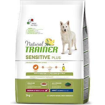 Trainer Fitness 3 Adult Medium Maxi Rabbit (Dogs , Dog Food , Dry Food)