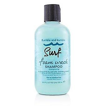 Surf Foam Wash Shampoo (Fine to Medium Hair) 250ml or 8.5oz