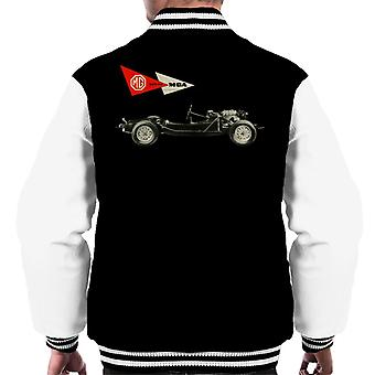 MG MGA-sarja British Motor Heritage Men's Varsity Jacket
