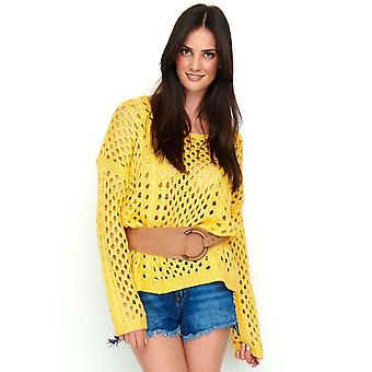 Appricot makadamia sweaters v07041