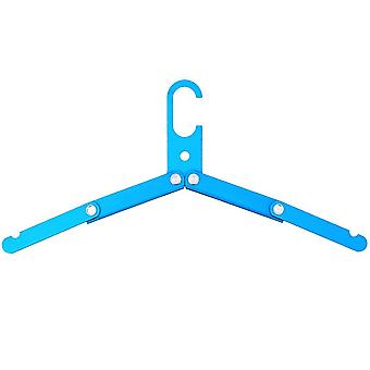 Non-slip, Portable And Foldable Clothes Drying Hanger