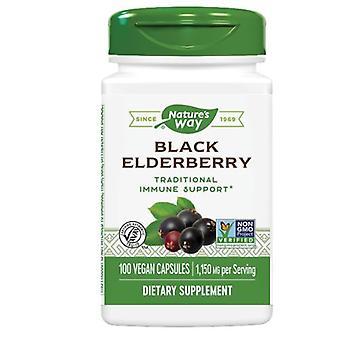 Nature-apos;s Way Elderberry, 100 Caps