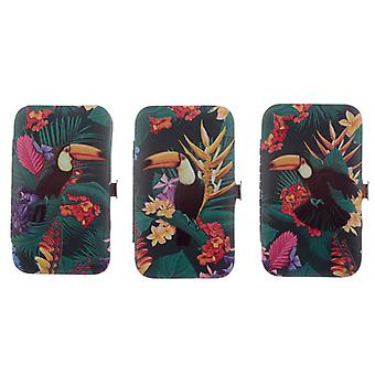 Tropicale Toucan Party Design Manicure Set