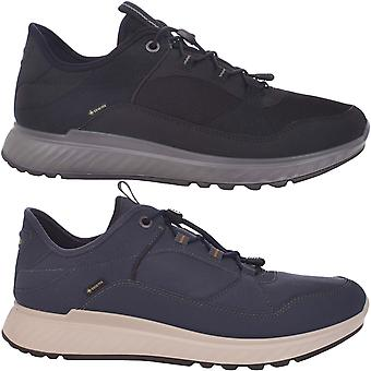 Ecco Mens Exostride Low Cut GORE-TEX Outdoor Walking Hiking Trail Trainers Shoes