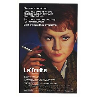 Wydrukuj plakat filmu La Truite (27 x 40)