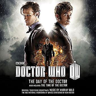 Murray Gold - Doctor Who: The Day of the Doctor / O.S.T. [CD] USA import