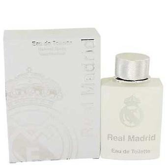 Real Madrid By Air Val International Eau De Toilette Spray 3.4 Oz (women) V728-535578
