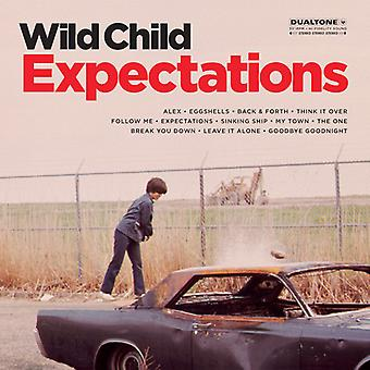 Wild Child - Expectations [CD] USA import