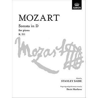 Sonata in D for Piano K.311