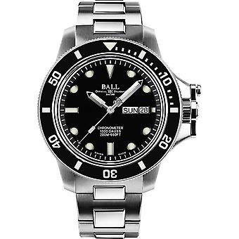 Ball DM2118B-SCJ-BK Engineer Hydrocarbon Original Wristwatch Black