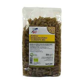 Fusilli with hemp 500 g