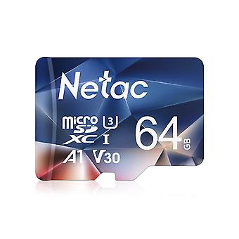 Netac P500 A1 Sd Card Memory Card & Micro Sd Card Class10 Uhs-1 Flash Card