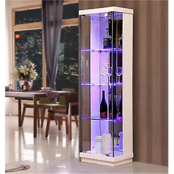 Glass Wine Cabinet Corner Cabinet Display / Household/simple Modern Sideboards