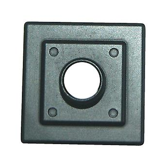 Cctv Metal Mini Box Camera Housing / Case For Sony Surveillance System