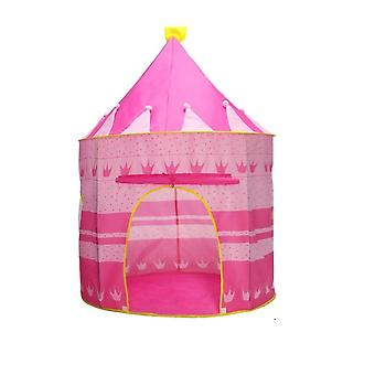 الأميرة الأنيقة، الأمير لعب خيمة
